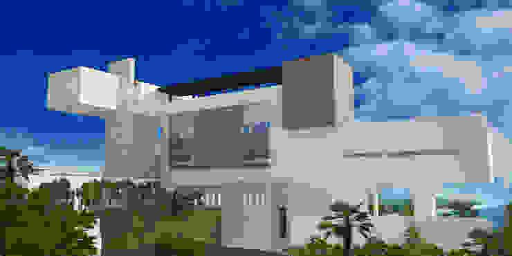 Casa Cima Real Casas modernas de ARCO Arquitectura Contemporánea Moderno