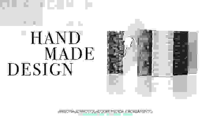 Hand made design por Glassinnovation Illusion Magic MirrorTV Moderno