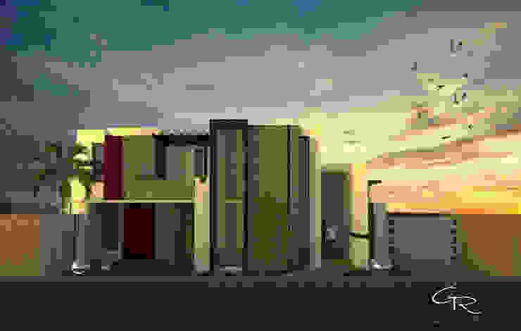 House Paraíso Casas modernas de GT-R Arquitectos Moderno