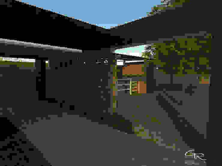 House Paraíso Jardines modernos de GT-R Arquitectos Moderno