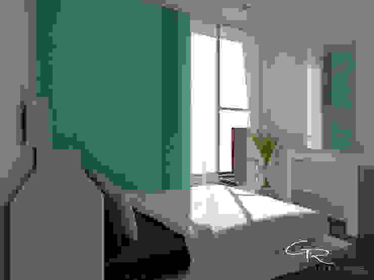 House Paraíso Dormitorios modernos de GT-R Arquitectos Moderno