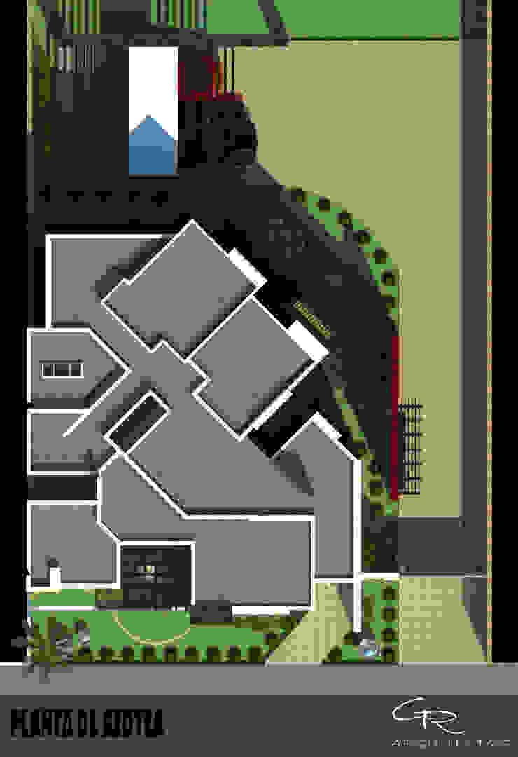 House Paraíso de GT-R Arquitectos Moderno