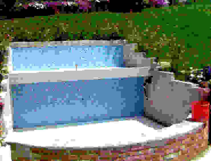 Realizzazioni BIANCO DENIS Moderner Garten