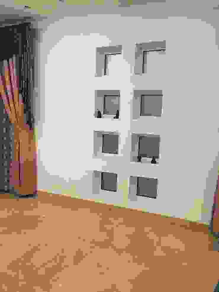 Villa Interiors Muscat Modern windows & doors by KamalKavitaInteriors Modern