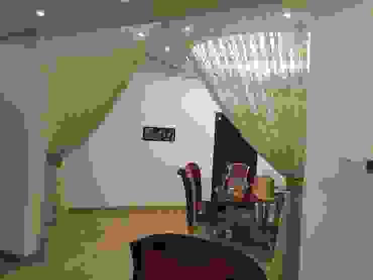 Villa Interiors Muscat Modern dining room by KamalKavitaInteriors Modern