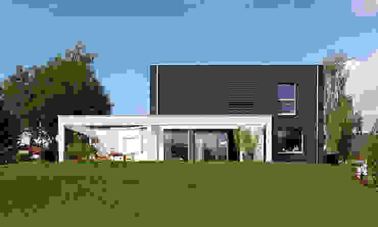 Casas de estilo moderno de SchwörerHaus Moderno