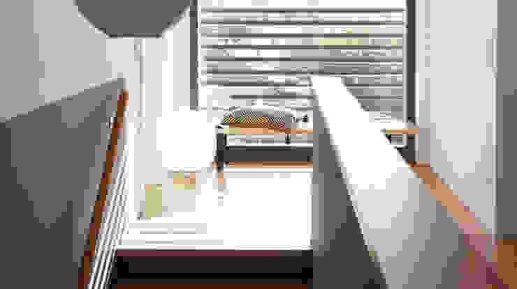 Modern Koridor, Hol & Merdivenler SchwörerHaus Modern