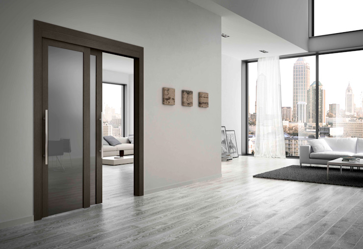 Modern windows & doors by Romagnoli Porte Modern
