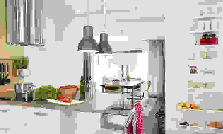 YOUNG FAMILIY HOME - Küche: modern  von SchwörerHaus,Modern