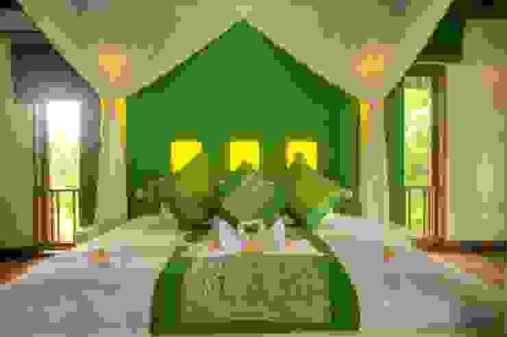 Schlafraum Asiatische Schlafzimmer von Buseck Architekten Asiatisch