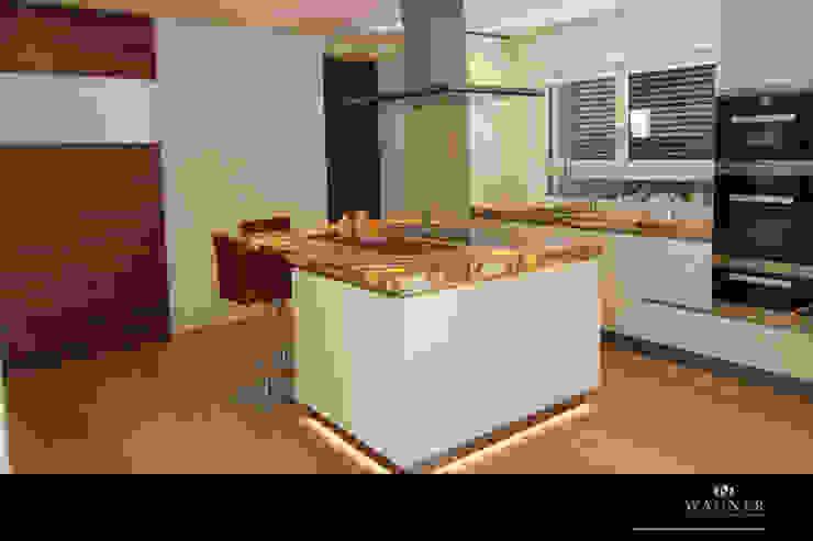 Кухня в стиле модерн от Wagner Möbel Manufaktur Модерн