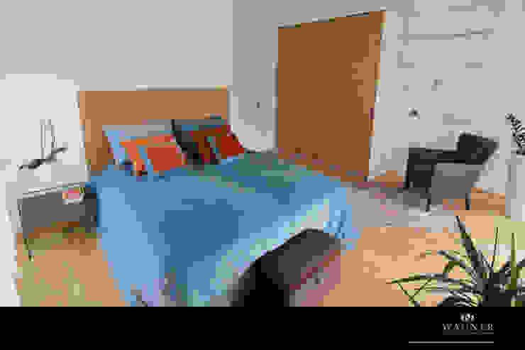 Modern style bedroom by Wagner Möbel Manufaktur Modern