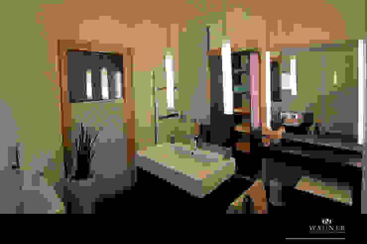 Moderne badkamers van Wagner Möbel Manufaktur Modern