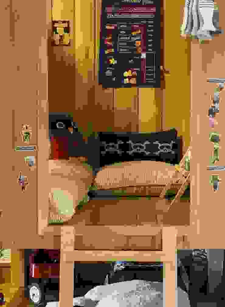 Flavia Guglielmi Arquitetura Ausgefallene Kinderzimmer