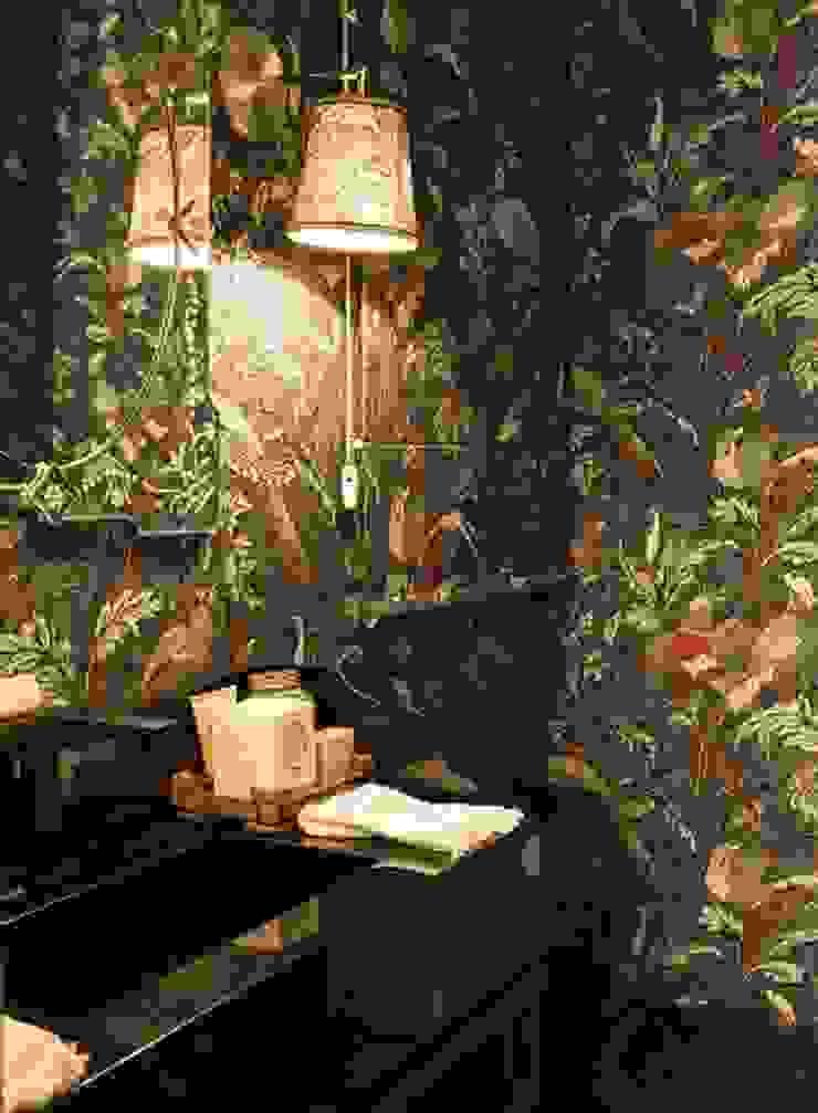 Flavia Guglielmi Arquitetura Ausgefallene Badezimmer