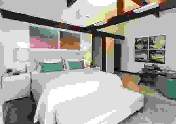 Flavia Guglielmi Arquitetura Modern style bedroom