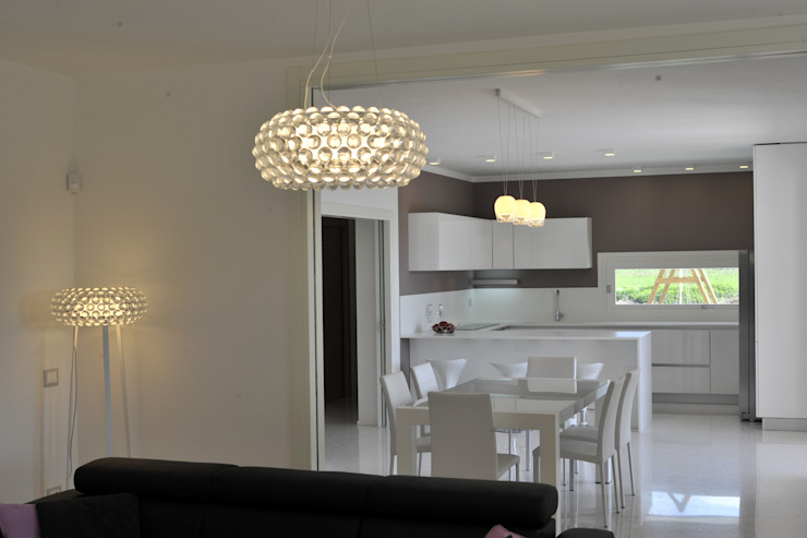 Classic style kitchen by Architetti Baggio Classic
