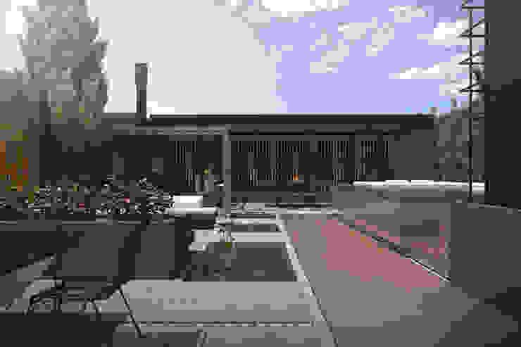 Balcones y terrazas modernos de TDC - Oficina de arquitectura Moderno