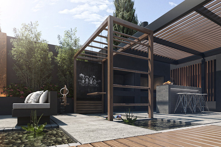 by TDC - Oficina de arquitectura Сучасний