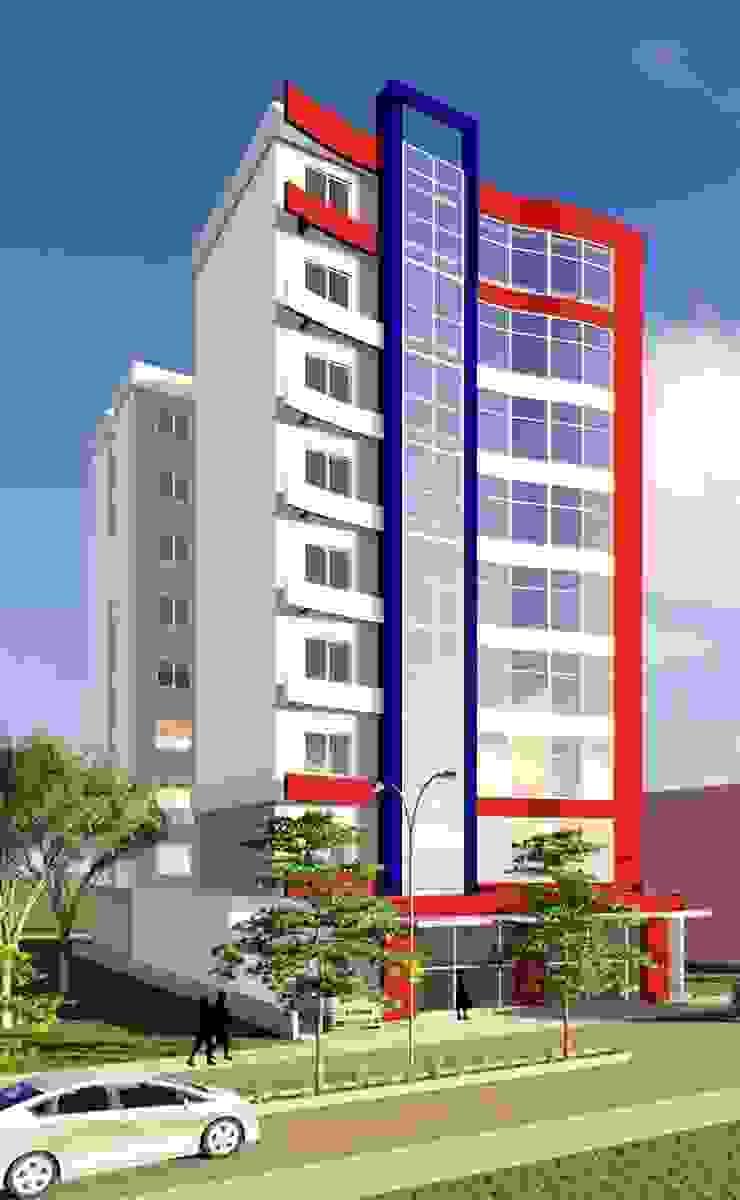 Modern Houses by ELO - Arquitetura Integrada Modern