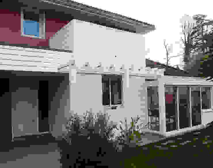 Maison contemporaine Atelier JP Bouvee Maisons modernes