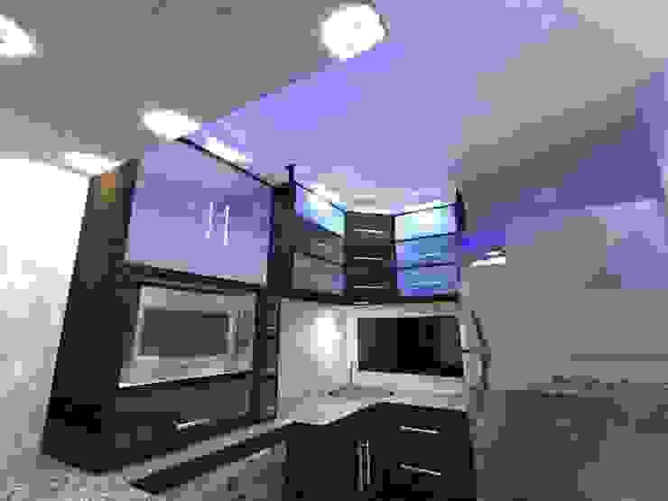 diseño de cocina propuesta 1 de SpaceColArq