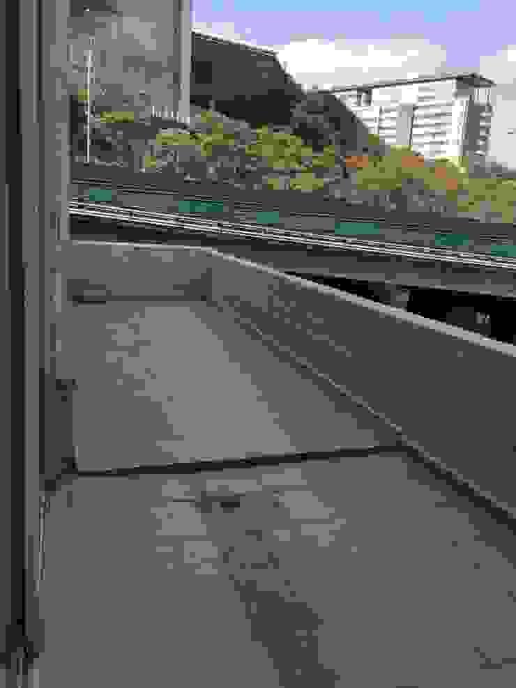 Terraza de Casa Época Arquitectos