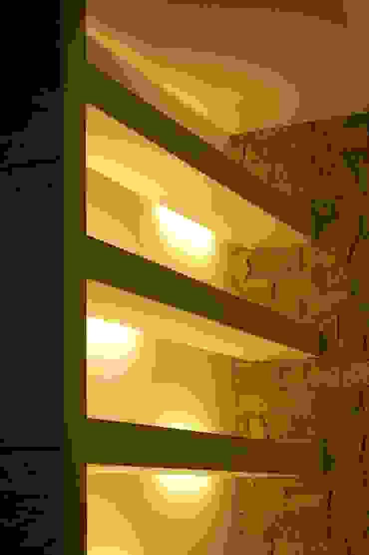 House at Alagoa, Ericeira Salas de estar modernas por é ar quitectura Moderno