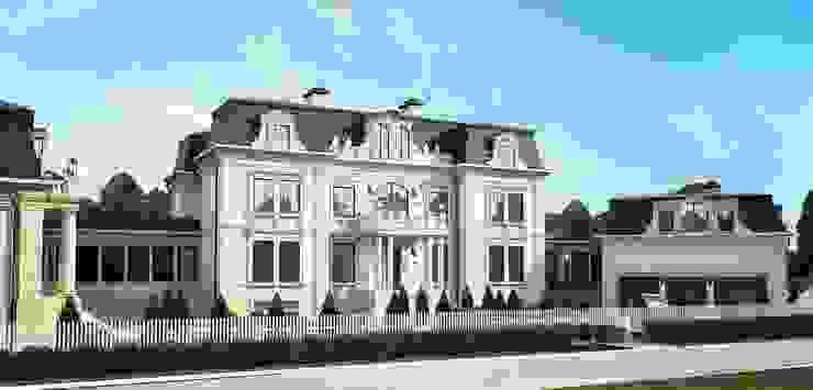 House on the shore of lake Geneva Дома в классическом стиле от Artem Glazov Классический