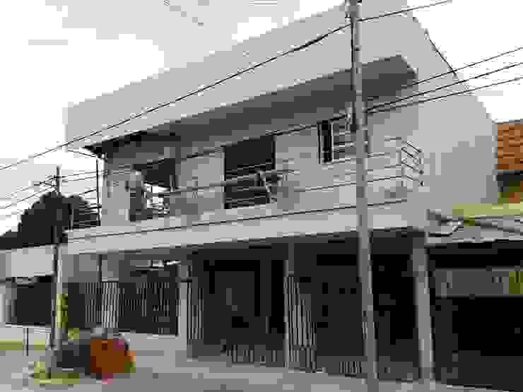 Departamentos IM Casas modernas: Ideas, diseños y decoración de GM Arquitectura&Construcción Moderno