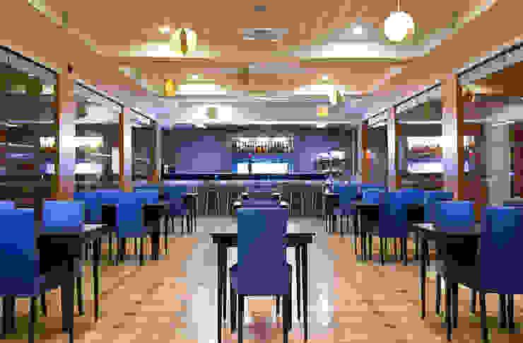 Zona de Refeições Hotéis mediterrânicos por Pedro Brás - Fotógrafo de Interiores e Arquitectura | Hotelaria | Alojamento Local | Imobiliárias Mediterrânico