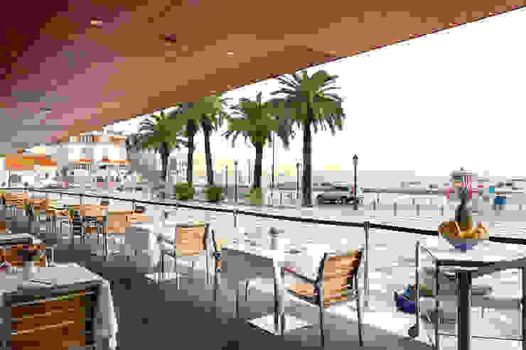 Esplanada Exterior Hotéis mediterrânicos por Pedro Brás - Fotógrafo de Interiores e Arquitectura | Hotelaria | Alojamento Local | Imobiliárias Mediterrânico