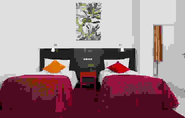 Quarto Hotéis mediterrânicos por Pedro Brás - Fotógrafo de Interiores e Arquitectura | Hotelaria | Alojamento Local | Imobiliárias Mediterrânico