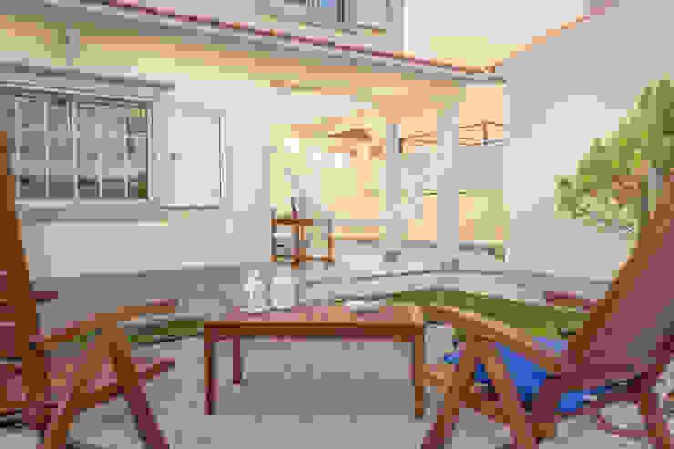 Mediterranean style garden by Pedro Brás - Fotógrafo de Interiores e Arquitectura | Hotelaria | Alojamento Local | Imobiliárias Mediterranean