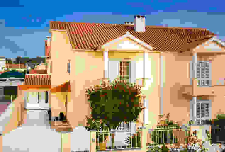 Mediterranean style houses by Pedro Brás - Fotógrafo de Interiores e Arquitectura | Hotelaria | Alojamento Local | Imobiliárias Mediterranean