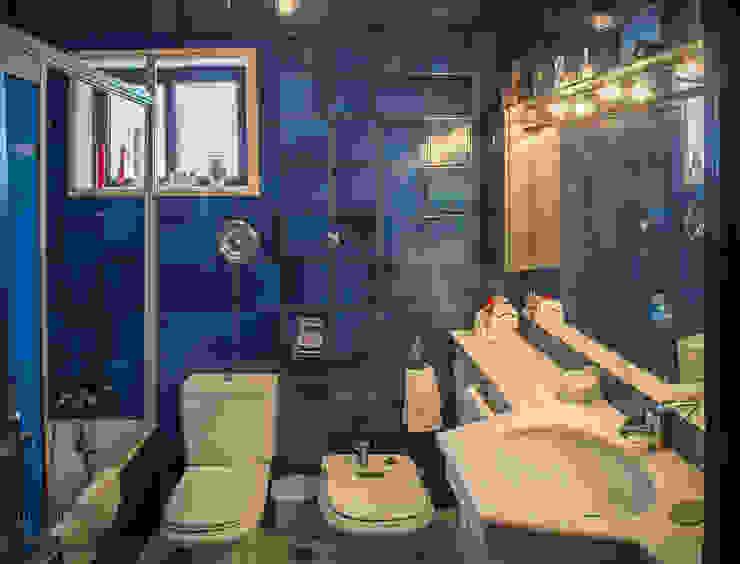 Mediterranean style bathrooms by Pedro Brás - Fotógrafo de Interiores e Arquitectura | Hotelaria | Alojamento Local | Imobiliárias Mediterranean