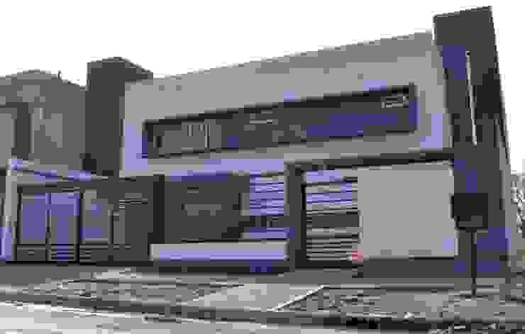 Vivienda tipo Duplex Casas minimalistas de Alejandro Acevedo - Arquitectura Minimalista Concreto reforzado