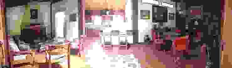 MVarquitectos Arq. Irma Mendoza Кухня