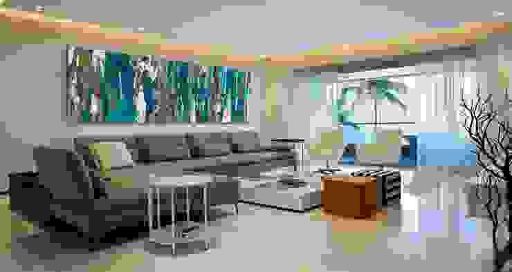 Livings de estilo moderno de Nitido Interior design Moderno
