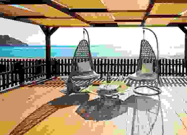 Mobiliario Arteleya Balcones y terrazas de estilo clásico