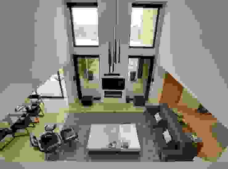 Villa en Sa Cabaneta Salones de estilo moderno de Bornelo Interior Design Moderno
