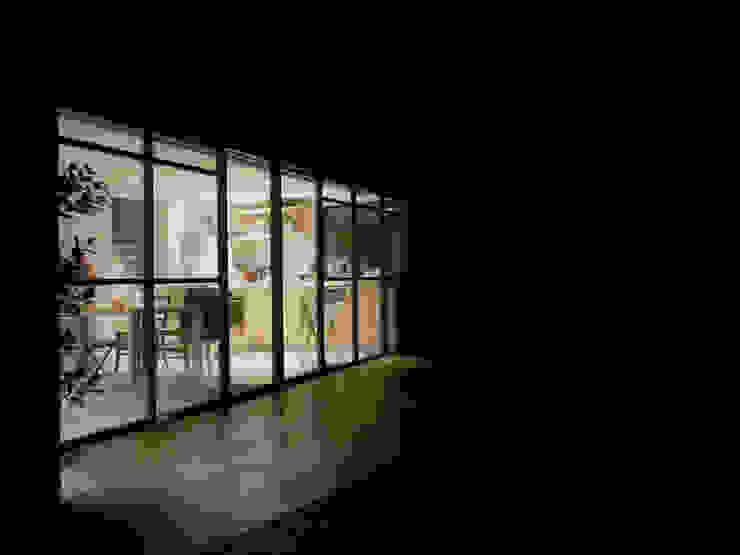 terras vakantiewoning Mediterrane balkons, veranda's en terrassen van Studio Groen+Schild Mediterraan