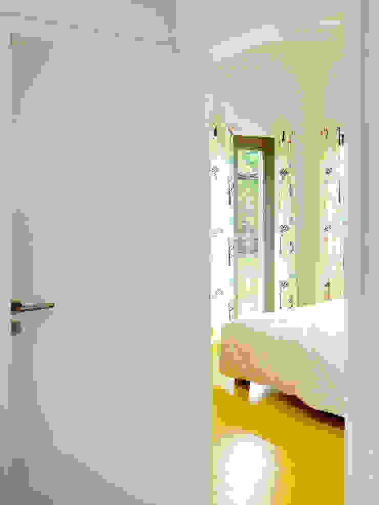 slaapkamer vakantiewoning Mediterrane slaapkamers van Studio Groen+Schild Mediterraan