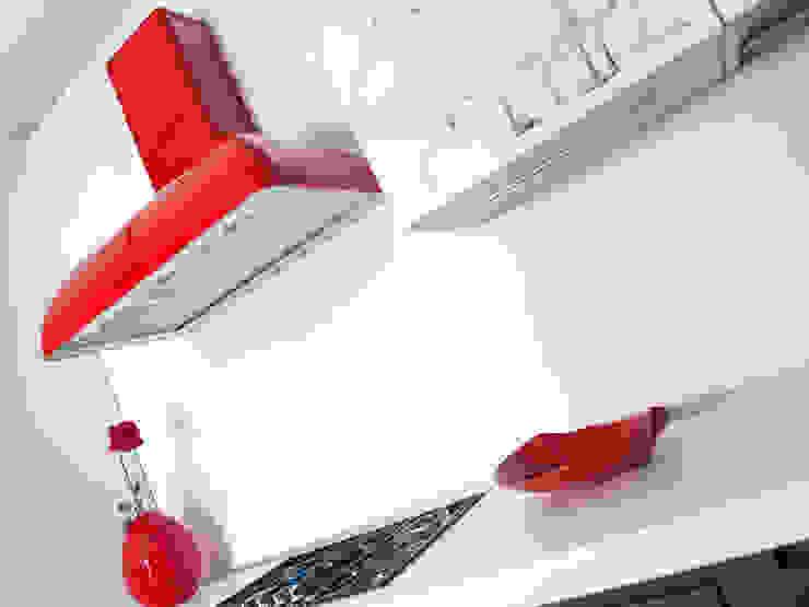 Fabita CocinasElectrodomésticos Vidrio Rojo