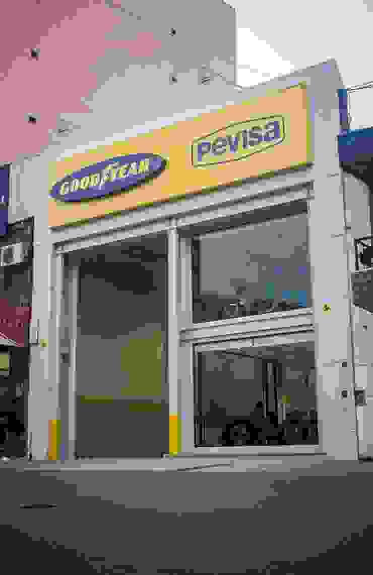 Goodyear – Pevisa Neumáticos de PH Arquitectos