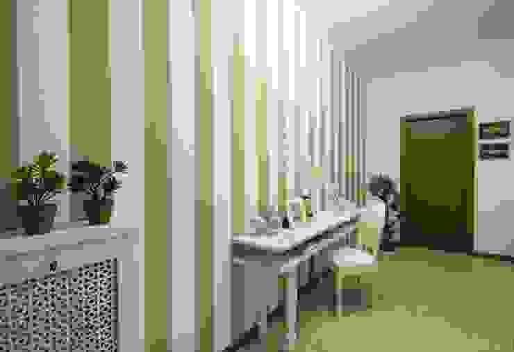 HOME STAGING - UN PUNTO ACCOGLIENZA A POCHI PASSI DAL LAGO di Cosetta Pizzeghello - HOME STAGER AND HOME STYLIST Moderno