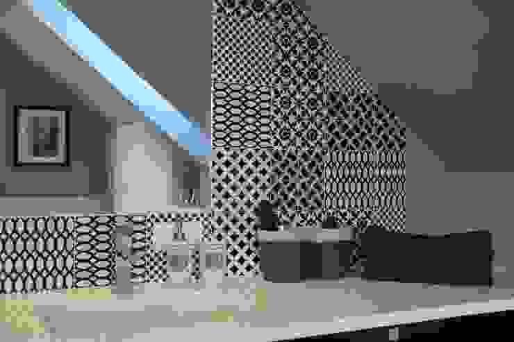 Łazienka w stylu eklektycznym. Eklektyczna łazienka od MOMA HOME Eklektyczny