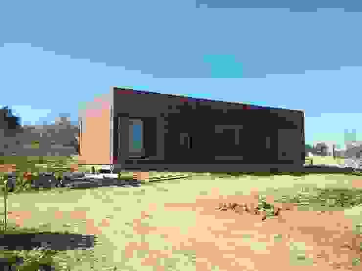 Habitação Unifamiliar por 7@ARQ. (arquitectura & construção)