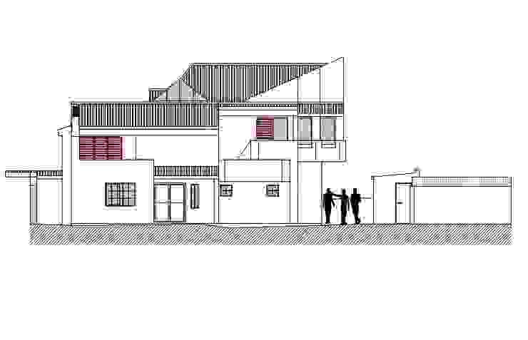 Habitação Unifamiliar - Aldeia Turistica - Albufeira por 7@ARQ. (arquitectura & construção)