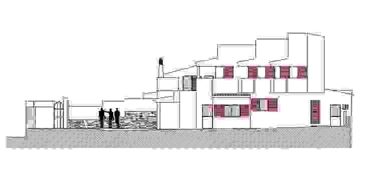 Habitação Unifamiliar – Aldeia Turistica – Albufeira por 7@ARQ. (arquitectura & construção)